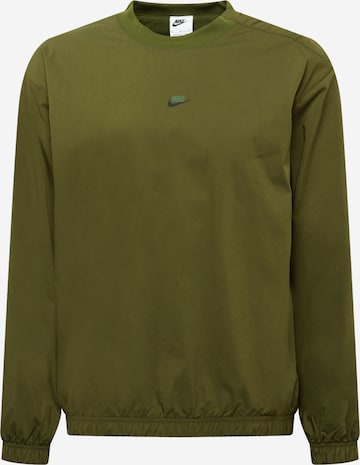 Nike Sportswear Sweatshirt in Grün
