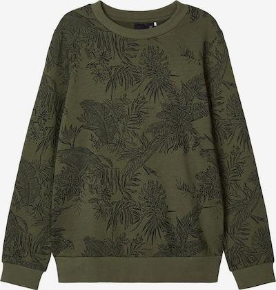 NAME IT Sweatshirt in grün, Produktansicht