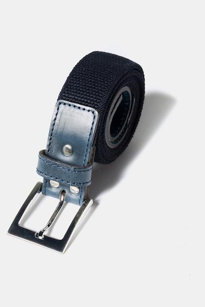 JP1880 Stoffband-Gürtel, Stretch-Komfort in navy, Produktansicht