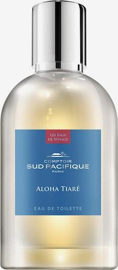 Comptoir Sud Pacifique Eau de Toilette 'Aloha Tiaré' in blau, Produktansicht