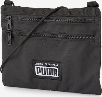 PUMA Umhängetasche 'Academy' in schwarz / weiß, Produktansicht