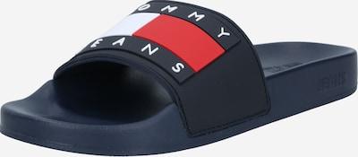 Tommy Jeans Šľapky - námornícka modrá / červená / biela, Produkt