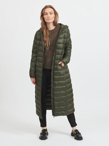 VILA Vinterfrakk 'Manya' i grønn