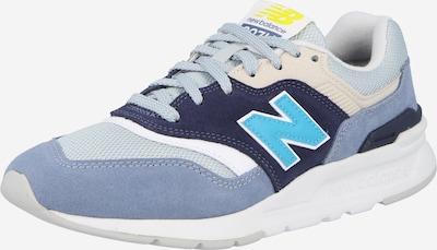 new balance Sneakers laag in de kleur Navy / Smoky blue / Hemelsblauw / Wit, Productweergave