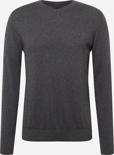 JACK & JONES Pullover 'BLURAY' in anthrazit, Produktansicht