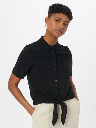 VERO MODA Блуза 'NADS' в черно: Изглед отпред