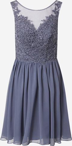 Laona Cocktail Dress in Blue