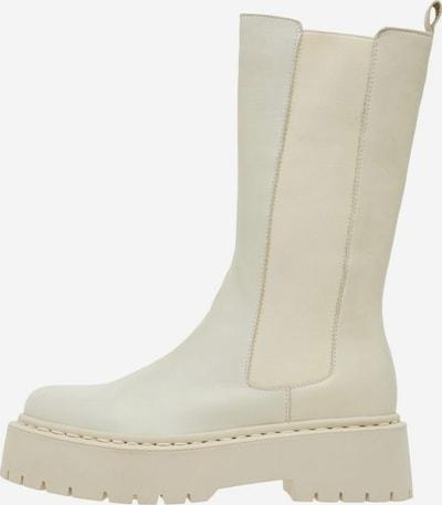 Bianco Chelsea Boots 'BIADEB' in naturweiß, Produktansicht