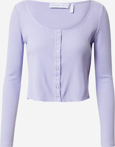 Tricou NU-IN pe liliac, Vizualizare produs