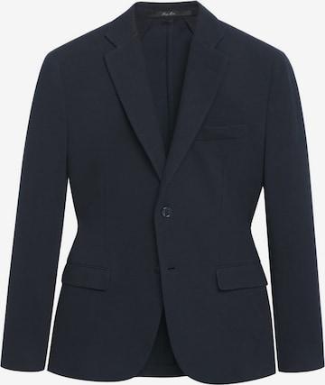 Veste de costume 'Verner' MANGO MAN en bleu