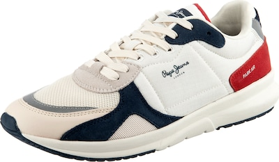 Pepe Jeans Park Air 0.2 Sneakers Low in offwhite, Produktansicht