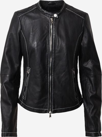 FREAKY NATION Prehodna jakna | črna barva, Prikaz izdelka