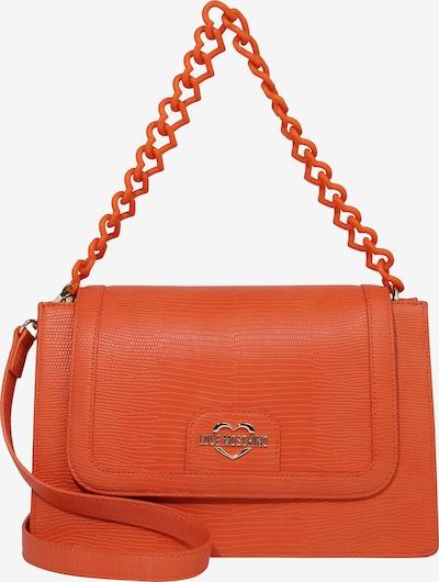 Love Moschino Schoudertas 'BORSA' in de kleur Sinaasappel / Rood, Productweergave
