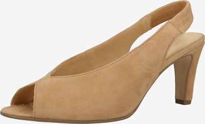GABOR Pumps in beige, Produktansicht