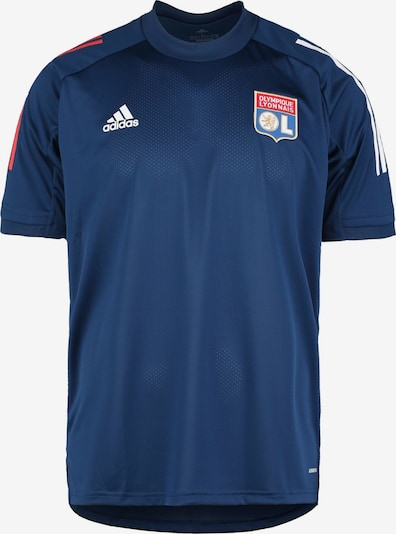 ADIDAS PERFORMANCE Olympique Lyon Trainingsshirt Herren in blau, Produktansicht