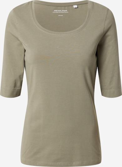 OPUS Shirt 'Sanika' in oliv, Produktansicht