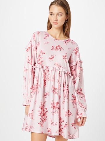 In The Style Kleid - ružová