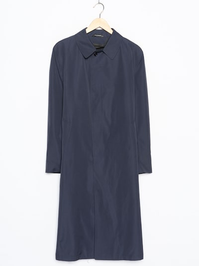 London Fog Trenchcoat in M in marine, Produktansicht
