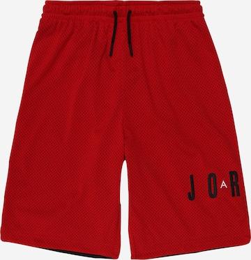 Jordan Püksid 'JUMPMAN', värv punane