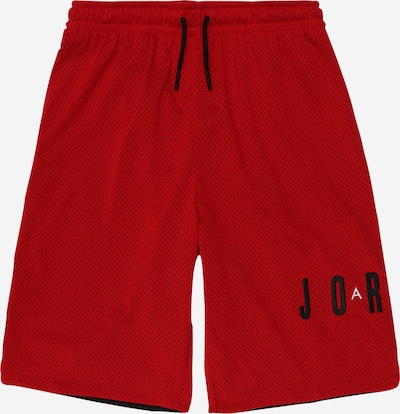 Jordan Shorts 'JUMPMAN' in navy / rot, Produktansicht