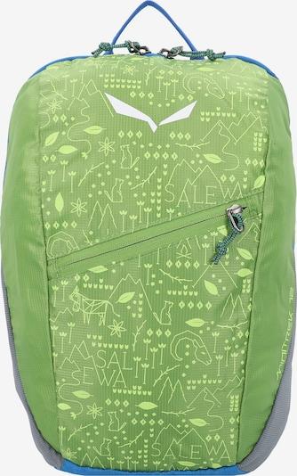 SALEWA Sportrugzak in de kleur Groen, Productweergave