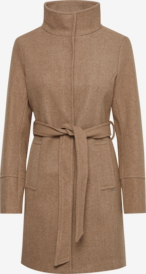 b.young Wollmantel 'BYCILIA COAT' in beige, Produktansicht