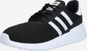 ADIDAS ORIGINALS Sneaker 'La Trainer Lite' in Schwarz