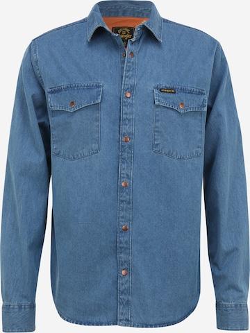 BILLABONG Риза в синьо