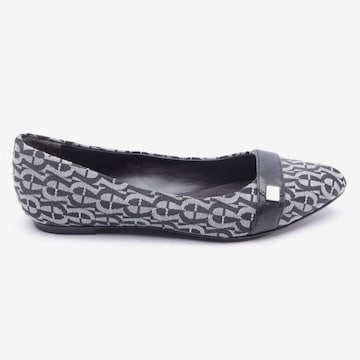 AIGNER Flats & Loafers in 38 in Black