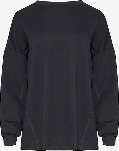 usha BLUE LABEL Sweatshirt in schwarz, Produktansicht