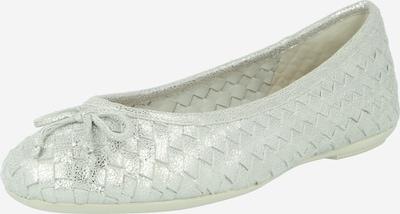 GEOX Baleriny 'PALMARIA' w kolorze srebrnym, Podgląd produktu