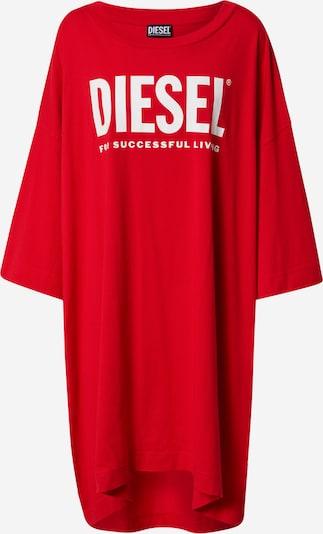 DIESEL Šaty - červená / bílá, Produkt