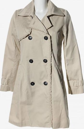 H&M Trenchcoat in S in wollweiß, Produktansicht