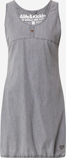 Alife and Kickin Dress 'Doja' in Silver grey, Item view