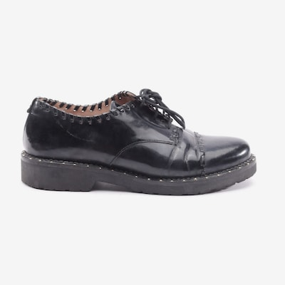 Twin Set Flats & Loafers in 40 in Black, Item view