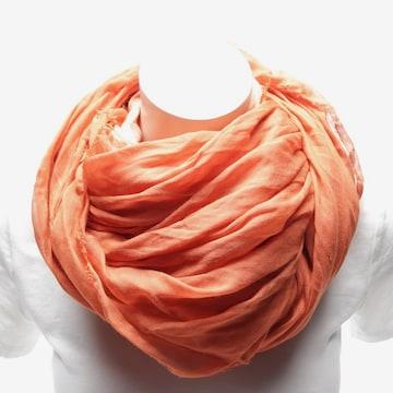 Faliero Sarti Scarf & Wrap in One size in Orange