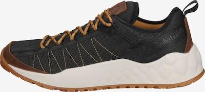 TIMBERLAND Sneakers laag in de kleur Roestbruin / Zwart, Productweergave