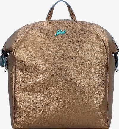 Gabs Sac à dos en marron / or, Vue avec produit