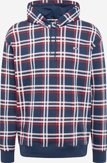 Tommy Jeans Sweatshirt in de kleur Navy / Rood / Wit, Productweergave