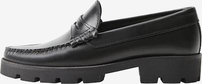MANGO Mokassin 'Tes' in schwarz, Produktansicht