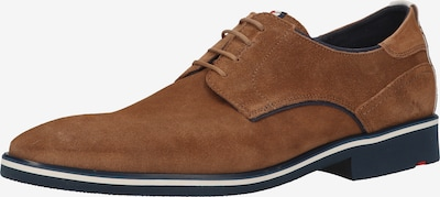 LLOYD Lace-up shoe 'Jersey' in brown, Item view