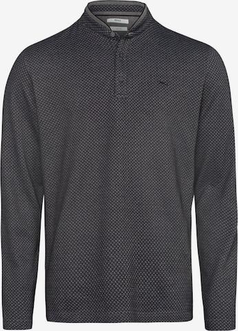 BRAX Shirt 'Pollux' in Schwarz
