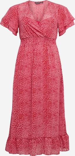 Dorothy Perkins Curve Robe en rose, Vue avec produit