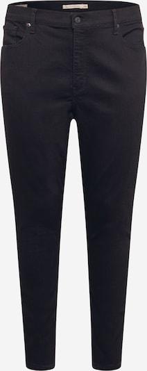 Jeans Levi's® Plus pe negru denim, Vizualizare produs