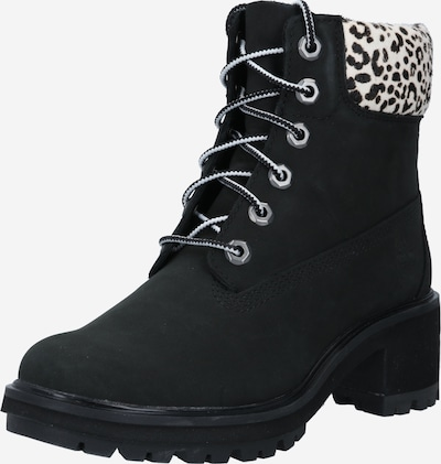 TIMBERLAND Lace-up bootie in Black / White, Item view