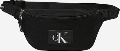 Calvin Klein Jeans Torba na pasek w kolorze czarny / białym, Podgląd produktu