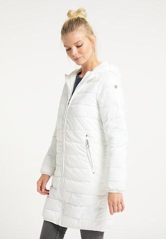 DreiMaster Maritim Winter Coat in White