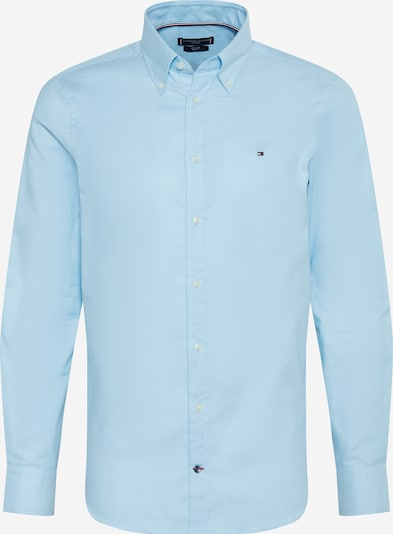 Tommy Hilfiger Tailored Hemd in hellblau, Produktansicht