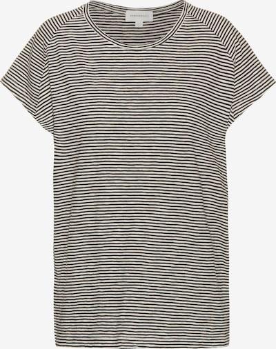 Tricou ARMEDANGELS pe negru / alb, Vizualizare produs