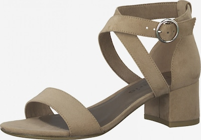 TAMARIS Sandale in puder, Produktansicht